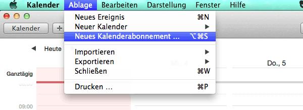 Apple Abonnement